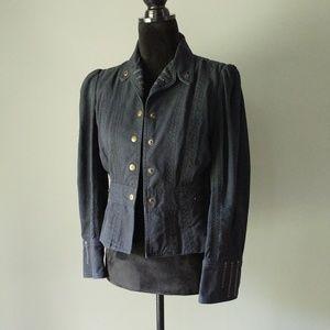 MARC JACOBS dark blue denim jacket